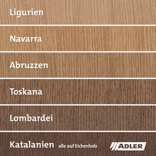 legno color toskana